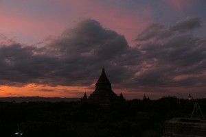 Bagan - Apéro anniversaire Alix