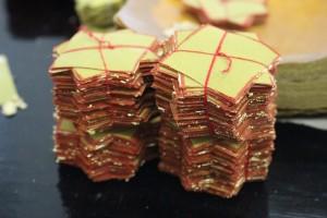 Mandalay - Fabrique de feuilles d'or