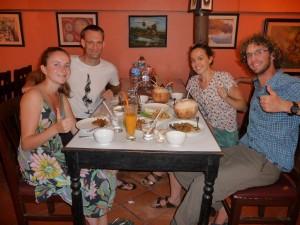 Phnom Penh - Pauline et Julien