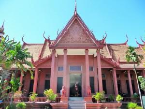 Phnom Penh - Musée national