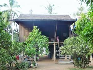 Koh Trong - Maison traditionnelle