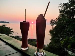 Koh Kood - Coucher de soleil