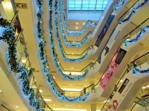 Bangkok - Plus grand centre commercial