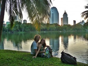 Bangkok - Parc Lumpini