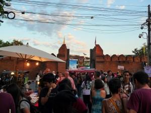 Chiang Mai - Porte de la veille ville