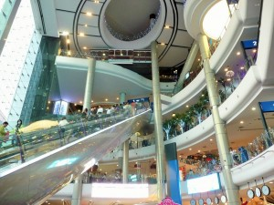 Bangkok - Centre commercial