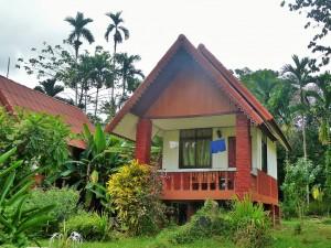 Khao Sok - Notre bungalow