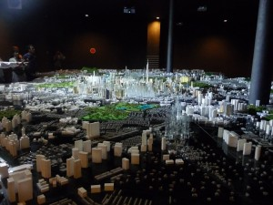 Maquette de KL 12x15 mètres