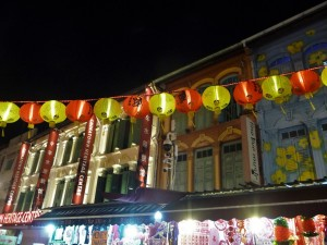 Chinatown - Année du singe