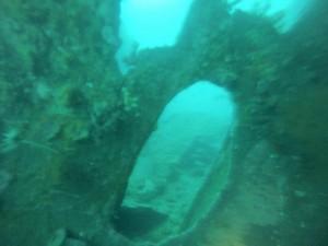 Tulamben - Plongée USAT Liberty