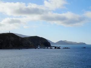 Traversée entre les deux îles