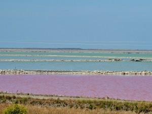 Lac Grassmere - Exploitation de sel