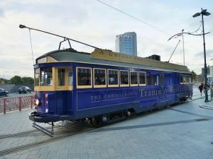 Christchurch - Restaurant tramway
