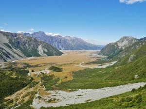 Parc national de Mount Cook