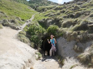 Dunedin - Tunnel Beach