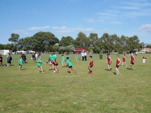 Palmerston North - Touch rugby